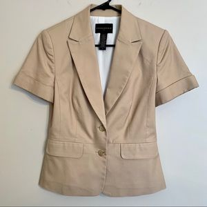 Banana Republic pantsuit pants&short sleeve blazer